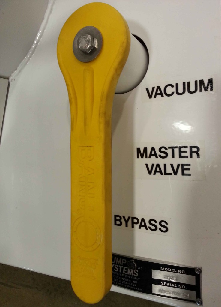 Master Valve